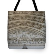 Cathedral 3 Tote Bag