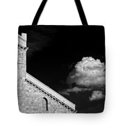Cathedral And Cloud Tote Bag