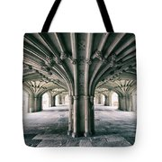Cathedral Arches Tote Bag