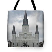 Cathedral Church Tote Bag