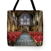 Cathedral Entrance Tote Bag