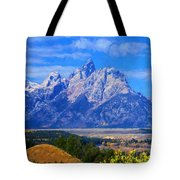 Cathedral Group Impressions Tote Bag
