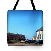 Cathedral In The Country Tote Bag