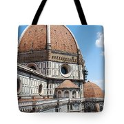 Cathedral Of Florence Tote Bag