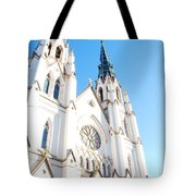 Cathedral Of St. John The Baptist Tote Bag
