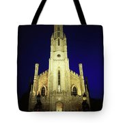 Cathedral Of The Assumption, Carlow, Co Tote Bag