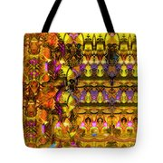 Cathedral Of The Mind No 57 Tote Bag