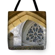 Cathedral On The Saint James Path  Tote Bag