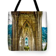 Cathedral Park Tote Bag