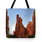 Cathedral Rock 05-155 Tote Bag