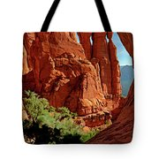 Cathedral Rock 06-124 Tote Bag