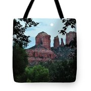 Cathedral Rock Rrc 081913 Aa Tote Bag
