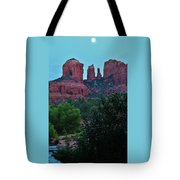 Cathedral Rock Rrc 081913 Ab Tote Bag