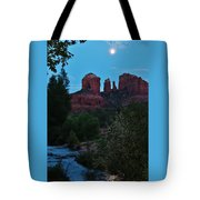 Cathedral Rock Rrc 081913 Ae Tote Bag