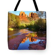 Cathedral Rock Sedona Tote Bag by Matt Suess