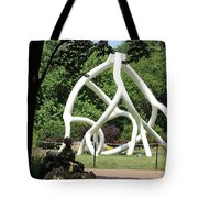 Cathedral Root Tote Bag