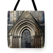 Cathedral Side Door Tote Bag