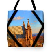 Cathedral Sky Tote Bag