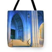 Cathedral Steps Tote Bag