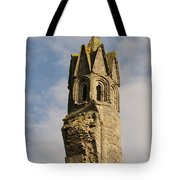 Cathedral Tower Tote Bag