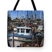 Catherina G Tote Bag