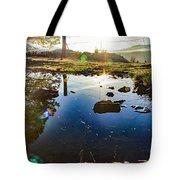 Catherine Creek Pond Tote Bag
