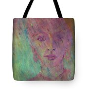 Catherine In Summer Rain Tote Bag