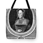 Catherine Of Aragon, First Wife Tote Bag