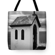 Catholic Chapel Tote Bag