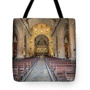 Catholic Church Tote Bag