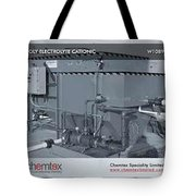 Cationic Polyelctrolyte Tote Bag