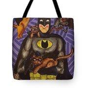 Catman Tote Bag