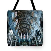 Catolic Church Tote Bag