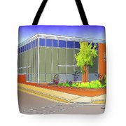 Catonsville Middle School Tote Bag