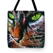 Cats Eyes 11 Tote Bag