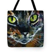 Cats Eyes 16 Tote Bag