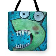 Catsastrophe Tote Bag