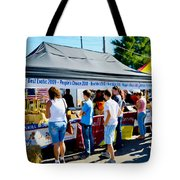 Catskill Mountain Catering Tote Bag