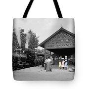 Catskill Railroad Tote Bag