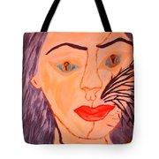 Catt Women Tote Bag