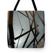 Cattail Jazz V Tote Bag