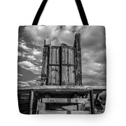 Cattle Chute Tote Bag
