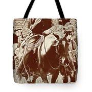 Cowboy Comtemplation Tote Bag