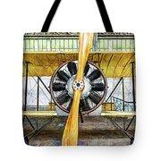 Caudron G3 Propeller - Vintage Tote Bag
