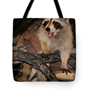 Caught Tote Bag by DigiArt Diaries by Vicky B Fuller