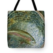 Caught For A Moment Tote Bag