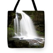 Cauldron Falls, West Burton, North Yorkshire Tote Bag