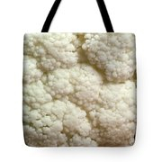 Cauliflower Head Tote Bag