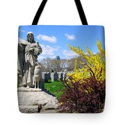 Cavalry Afternoon Tote Bag