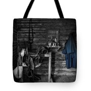 Cavalry Bunkhouse Tote Bag